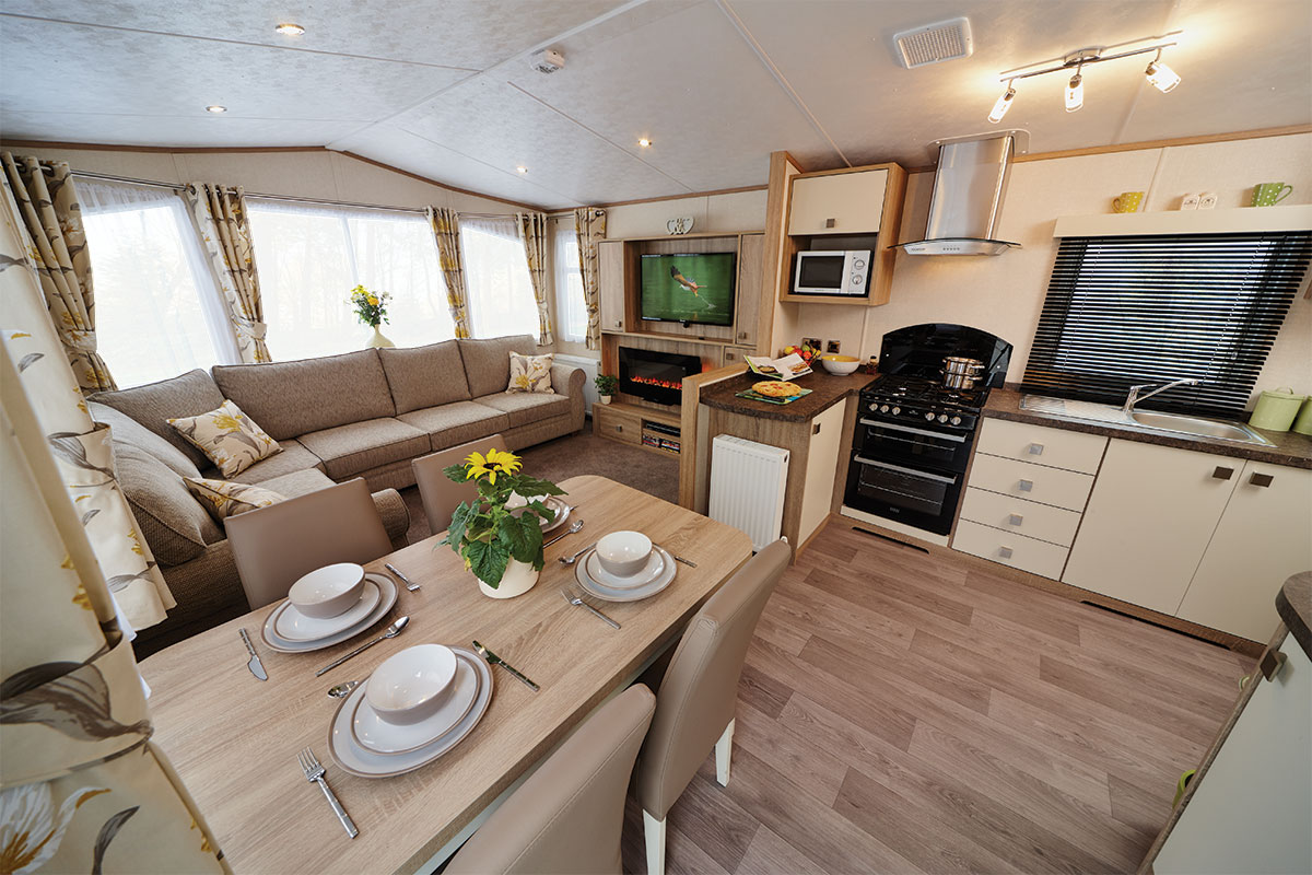 Carnaby Oakdale 2016Smyth Leisure Mobile Homes