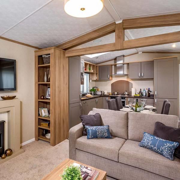Pemberton brompton 2016smyth leisure mobile homes for Pemberton cabins
