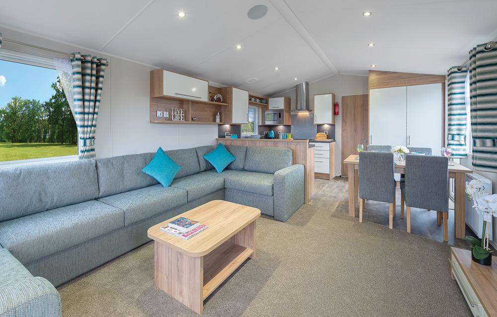 Willerbygranadamobilehomeinterior Smyth Leisure Mobile Gorgeous Mobile Home Interior