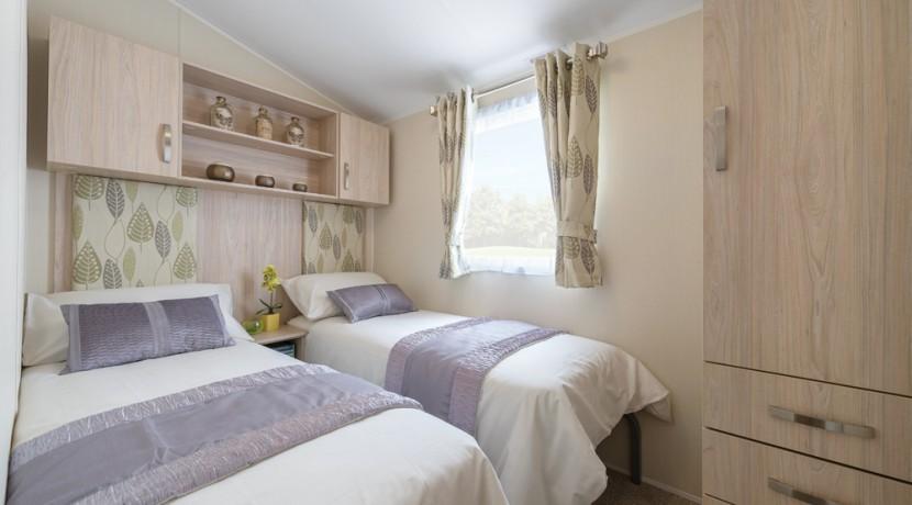 willerby-rio-premier-twin-bedroom