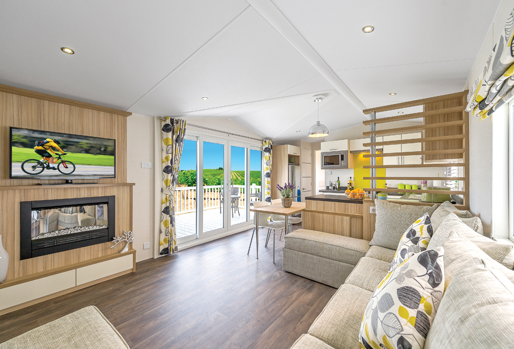 Willerby Villa DeluxeSmyth Leisure Mobile Homes